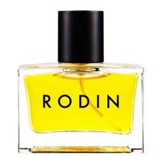 Rodin perfume. So yummy.