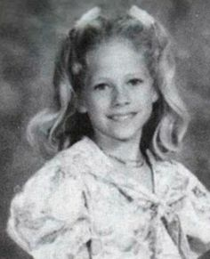 Who can guess which NOW artist this is as a child?  We'll give you a hint.... She is featured on NOW 47. How adorable!