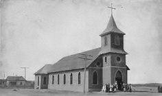 St. Anne's Catholic Church, Tucumcari, New Mexico, USA, 1921