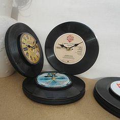 1000 images about vinyl record ideas on pinterest vinyl - Ideas for old vinyl records ...