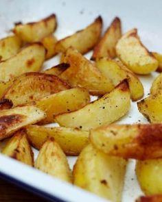 Jamie Oliver: potato wedges