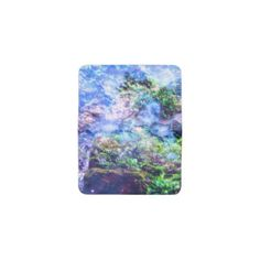 Tranquility Falls Business Card Holder