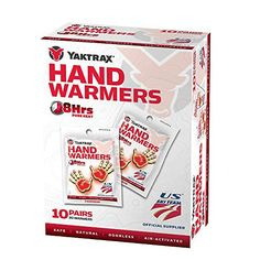 Camping First Aid Kits - Yaktrax Hand Warmer  10 Pack ** You can get additional details at the image link.