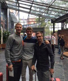 Neuer, Müller, Lahm
