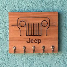 Porta-chaves Jeep