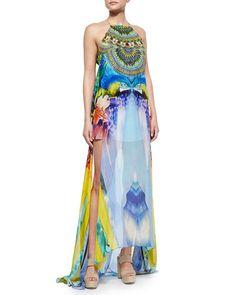 Camilla The Rites of Tropicana Maxi Dress