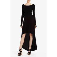 BCBGMAXAZRIA Aurela Essential Knit Dress ($83) ❤ liked on Polyvore