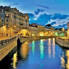 Visit Saint Petersburg, Russia if you ever can! Rebuilt to its former glory.  From the Hermitage museum to the historic center, this city, once a war-torn wasteland, is now a UNESCO World Heritage Site. Russia's cultural capital.