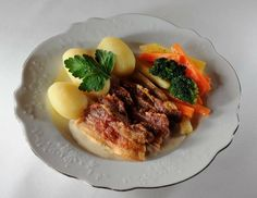 Flesk og duppe Norwegian Food, Traditional