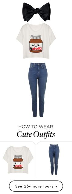 """Cute girly outfit for you!"" by stella-barbara-woelfel on Polyvore"