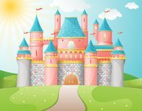 Castle Theme Landscape 1 - Download From Over 52 Million High Quality Stock Photos, Images, Vectors. Sign up for FREE today. Image: 26193936