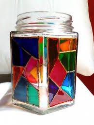 Resultado de imagen para como colorear frascos