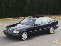 Mercedes-Benz: S-Class S-Class S600