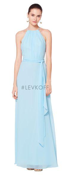 718b06fe2695c Bill Levkoff Bridesmaid Dresses, Bill Levkoff Dresses, Bridesmaid Dress  Styles, Bridesmaids, Black