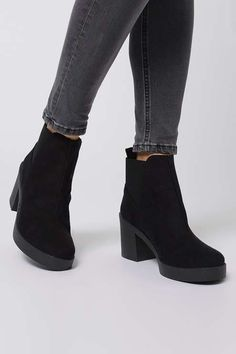 BEAU Chelsea Boot - gorgeous, black, match with anything