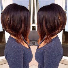 Trendy Frisuren für Frauen mit schulterlangem Haar 2014 - Neue Frisur