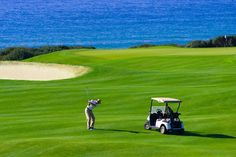 The Costa Navarino resort in Messinia, continues to invest in the fast growing sector of sports tourism, with the addition of more golf and tennis courses. Travel Magazines, The Dunes, Vietnam Travel, Greece Travel, Beach Resorts, Costa, Golf Courses, Tourism, Investing