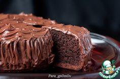 Шоколадно-банановый кекс в мультиварке - кулинарный рецепт