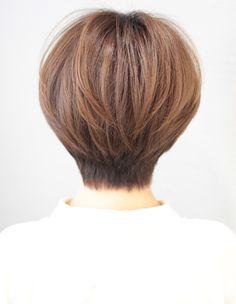 Short Hairstyles For Women, Haircuts, Short Hair Styles, Beauty, Fashion, Short Bobs, Hair Styles, Hairstyle, Bob Styles