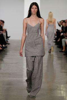 Calvin Klein Collection Pre-Fall 2014 Fashion Show - Carla Ciffoni