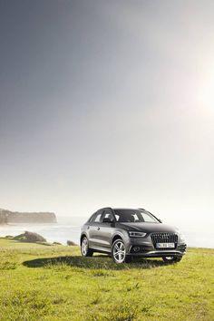 The Audi Q3 - my new car!