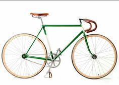 Bicicleta carrera fixit