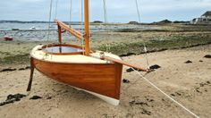 Traditional and modern: the Breton Cormoran, by Jezequel yard, Carantec. A Must