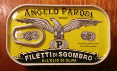 Angelo Parodi sardines