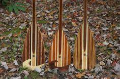 Wave by Fritz Orr Canoe Wooden Paddle, Kayak Paddle, Boundary Waters, Canoes, Kayaking, Woods, Wave, Education, Kayaks