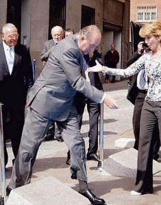 Juan Carlos and his dancing partner prepare for Dancing with the Stars.