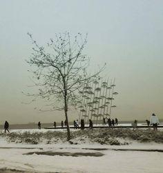 Εξώστης free press - Η χιονισμένη Τρίτη, όπως την κατέγραψαν οι φίλοι μας στο Facebook