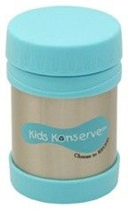 Kids Konserve - Insulated Food Jar - Sky Keep thinks cool or hot for Back to SChool Food Jar, Back To School, Lunch Box, Cool Stuff, Kids, Lunches, Stainless Steel, Sky, Young Children