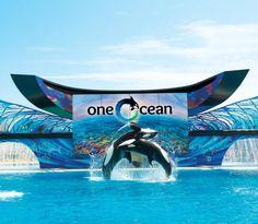 SeaWorld® Orlando - Theme Parks in Orlando, Florida (1998, 1999, 2000)