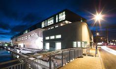 Galeria - Escola VÅGEN e Academia de Cultura SANDNES / LINK Arkitektur AS - 11