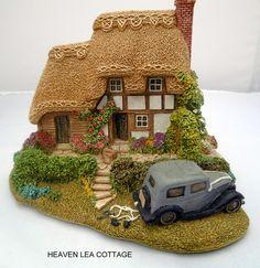 Lilliput Lane HEAVEN LEA COTTAGE  Box & Deeds