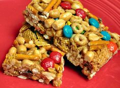 Tasty way to satisfy those sweet and salty cravings. :) I found this recipe online while searching for a way to use up the rest of the Crispix cereal I had purchased for another recipe.