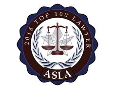 """We just found out that Senior Partner, Jon Mitchell """"Mitch"""" Jackson has been selected by the American Society of Legal Advocates as one of the Top 100 Litigation Lawyers in CA for 2015! http://jacksonandwilson.com/awards-and-recognitions/"""