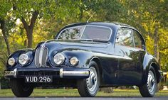 Bristol 403, there were a couple of Bristols at my local fuel/servicing garage and they are such a great shape.