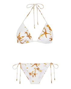 Del cut-out al retro, los 5 trajes de baño que no pueden faltar este verano EL SEXY DE TRIÁNGULOS.  http://www.glamour.mx/moda/shopping/articulos/guia-trajes-de-bano-bikini-monokini-tipo-de-cuerpo-primavera-2013/1520