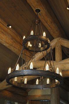 Ironglass Lighting | Vandelvira