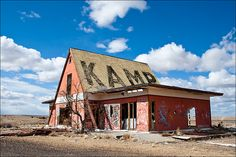 Abandoned Route 66: The Tourist Trap Ghost Town