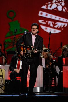 "Vince Gill proclaimed it ""The Most Wonderful Time of the Year"" at the 2011 ""CMA Country Christmas"" special (ABC, 12/1/11)."