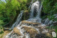 Krushuna waterfalls near Lovech city, Bulgaria