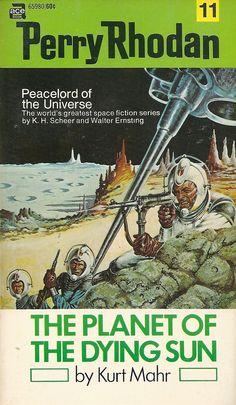 Author: Kurt Mahr Publisher: Ace 65980 Year: 1972 Print: 1 Cover Price: $0.60 Condition: Near Fine Genre: Science Fiction