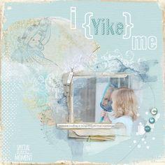 "I ""Yike"" Me - Scrapbook.com"