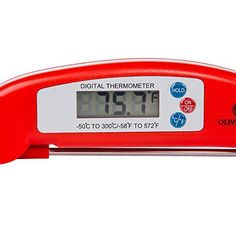 Best Digital Meat Thermometer  Instant Read Technology  Perfect for Food Grill BBQ  Liquid  Fast Accurate Readings  Batteries Included  Candy Roasts Fish Sauce  More  From Oliver  Kline *** See this great product.