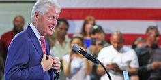Bill Clinton Says 'Make America Great Again' Is Just A Racist Dog Whistle | Huffington Post