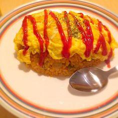 いつかの夕飯! - 17件のもぐもぐ - オムライス by hanaruya9041