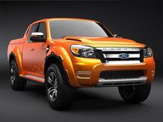 2009 Ford Range Max Show Truck