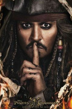 Pirates of the Caribbean- Dead Men Tell No Tales- Can't wait to see it!!!!